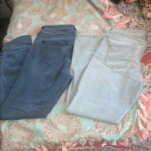 SPECIAL DEAL 2 for $30 Old Navy Jeans